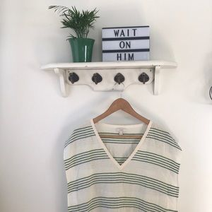 NWOT Cotton Tunic from J Crew Summer Collection